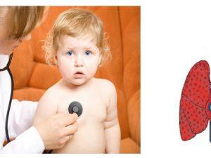 Заболевания органов дыхания у детей