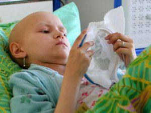Как помочь детям, больным раком? Знает церковь