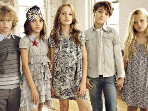 Стильная детская одежда на лето 2017 года