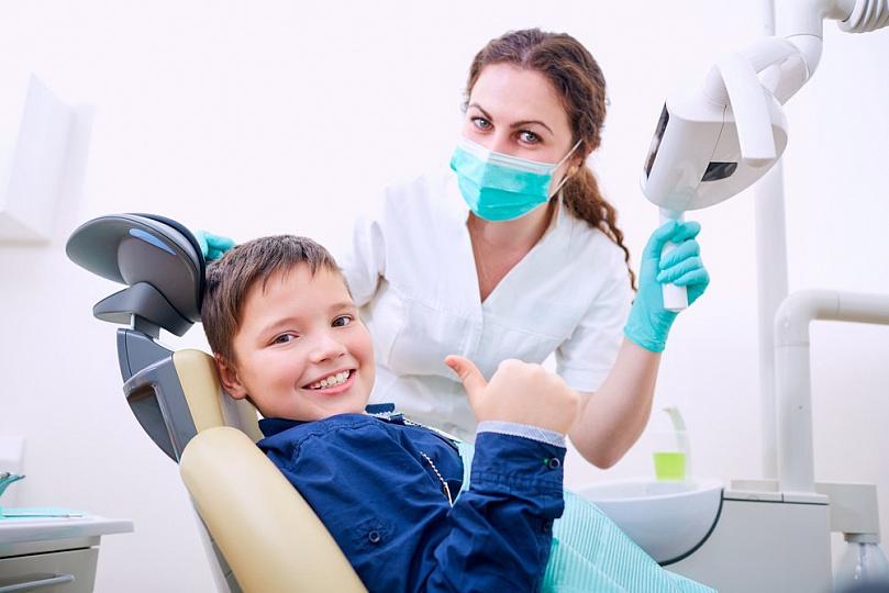 Лечение зубов у детей во сне: наркоз или седация?