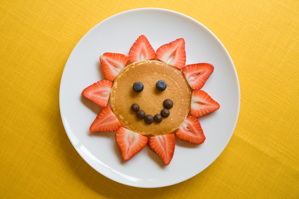 Худшие завтраки для здоровья детей