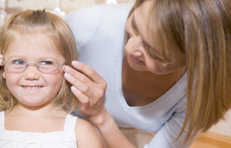 Диагностика и лечение астигматизма у детей