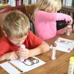 На что направлена продуктивная деятельность дошкольников?