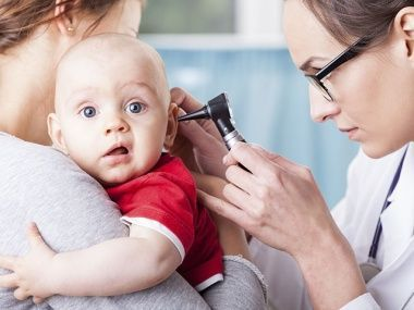 Особенности воспаления наружного уха