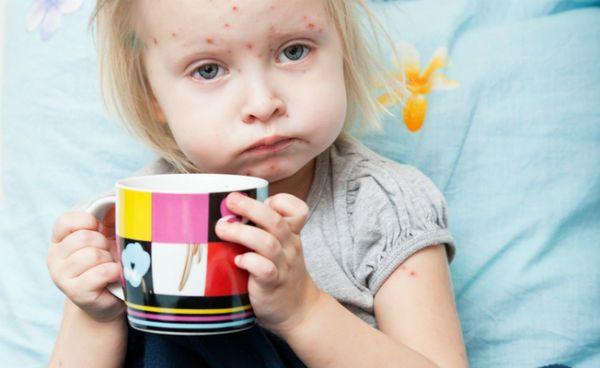 Фурункулёз грудных детей: симптоматика и лечение