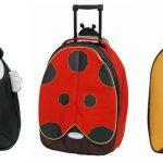 Концептуальные путешествия. Выбор чемодана для ребенка