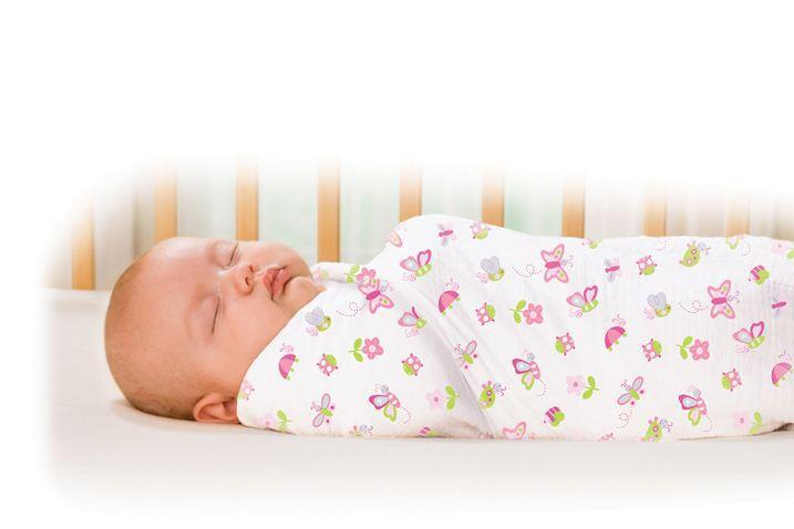 Муслиновые пеленки: преимущества и недостатки