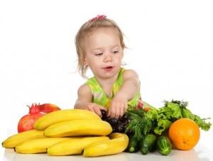 Простые правила для качественного питания детей
