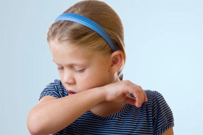 Симптомы бронхиальной астмы у детей и лечение