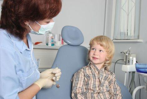 Как сохранить зубы ребенка здоровыми и красивыми