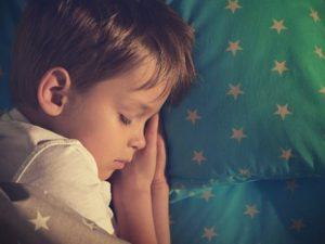 Нехватка сна вызывает диабет у детей