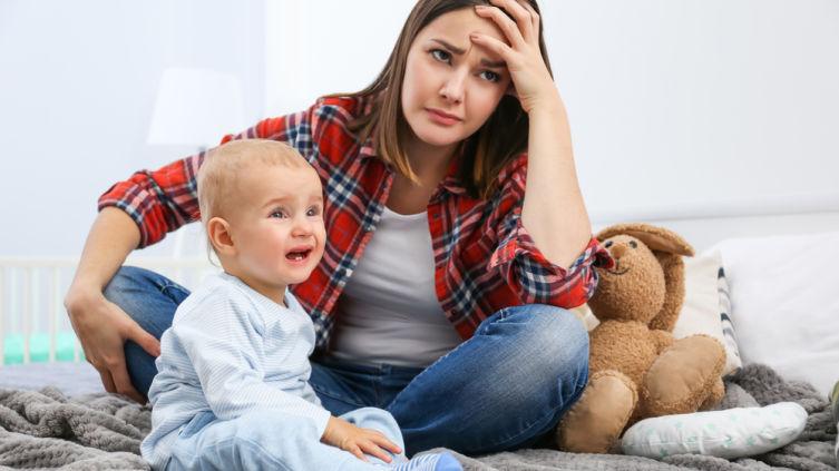 Сложности материнства: как распознать эмоциональное выгорание?  Автор: Ксения Михайлова