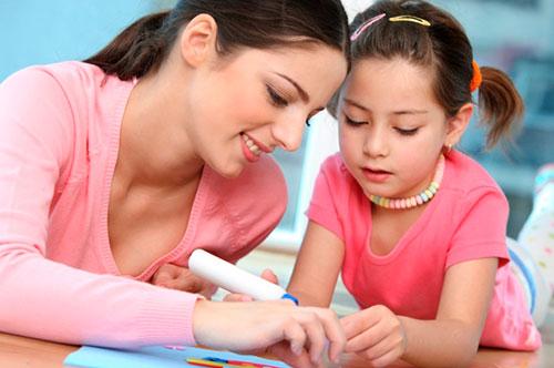 Как найти время на ребенка
