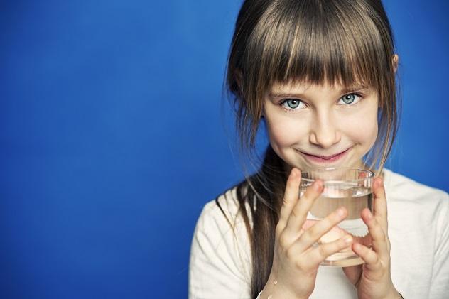 Как правильно выбрать детскую воду