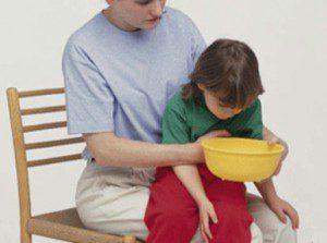 Что дать ребенку при рвоте