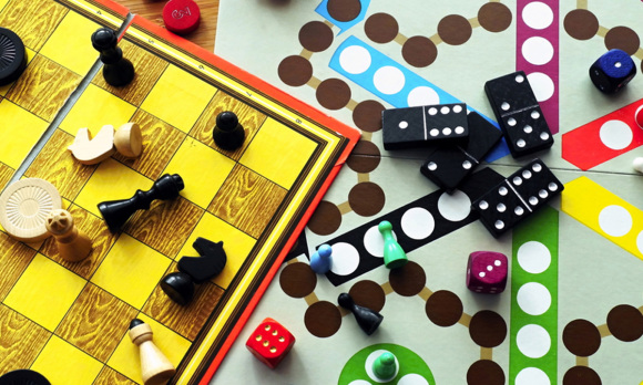 Настольные игры — это время, проведенное со 100 % пользой!