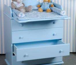 Пеленальный столик – помощь молодой маме
