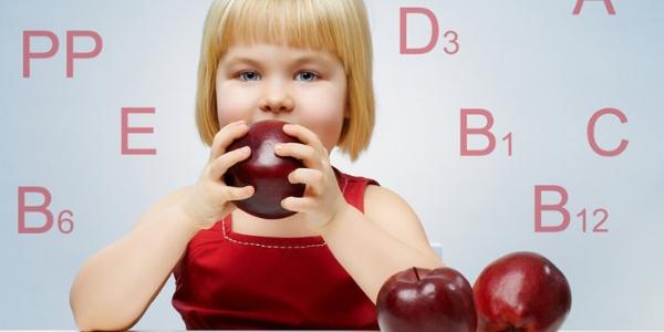 Какие витамины нужны для роста ребенка