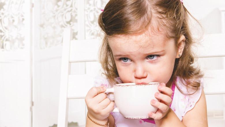 Детский чай с фенхелем