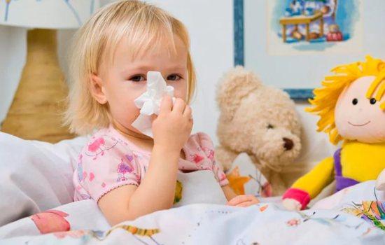 Насморк у детей — лечение в домашних условиях: капли, ингаляции, промывание