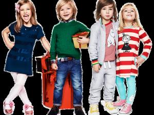 Как научить детей одеваться со вкусом