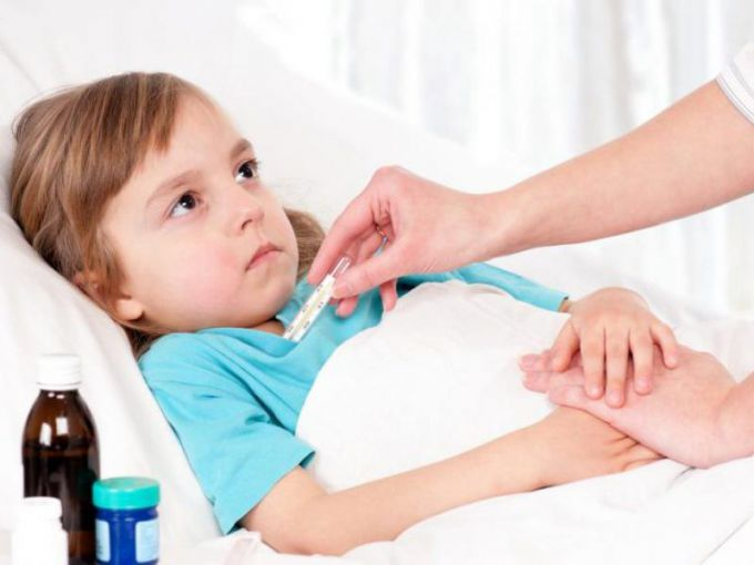 Симптомы и лечение отита (воспаления уха) у детей