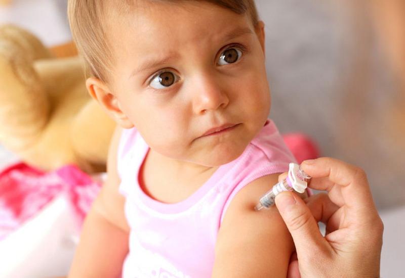 Прививка от дифтерии детям