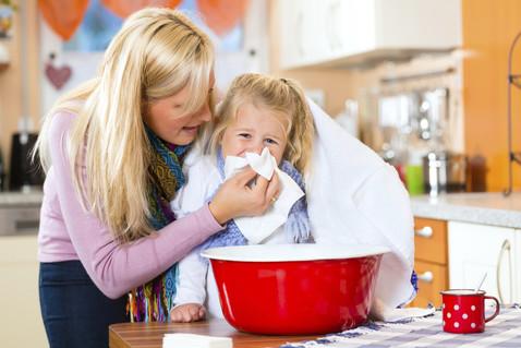 Как, когда и зачем делать ингаляции ребенку