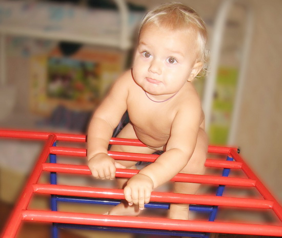 Подбираем спорткомплекс для малыша с рождения!