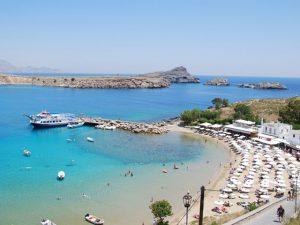 Греческий остров Родос — незабываемые впечатления