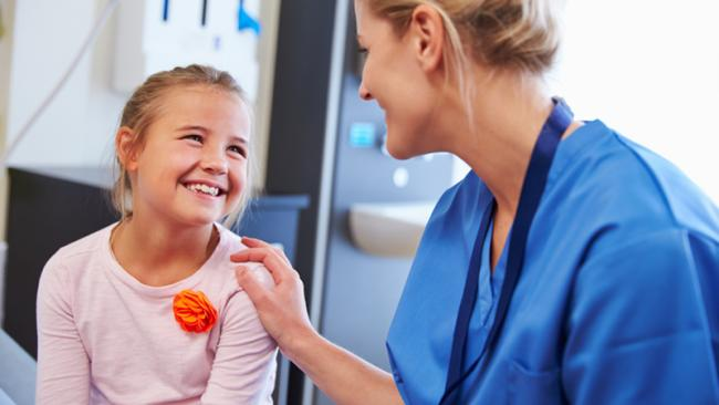 Лечение детей в Израиле