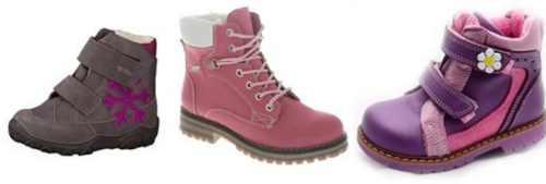 Анатомия детского ботинка: выбираем обувь правильно