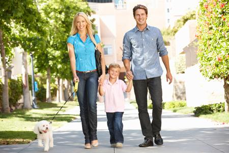 Как гулять с ребенком? Составляющие хорошей прогулки