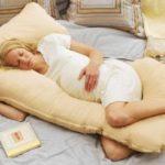 Какая подушка для беременных лучше и какие они бывают