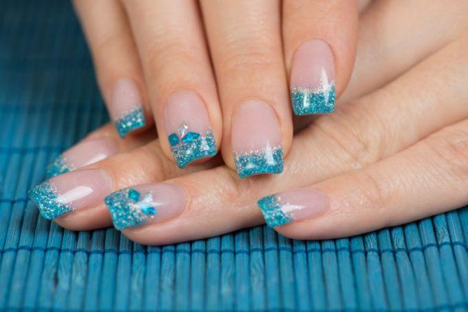 8 шагов к красивым ногтям