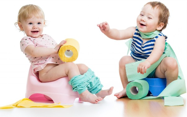 Как быстро приучить ребенка к горшку после памперсов
