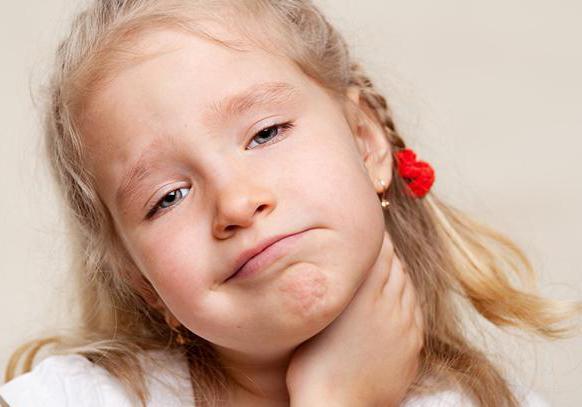 Болит горло у ребенка — чем лечить?