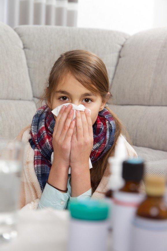 В доме ребёнок-аллергик: правила жизни