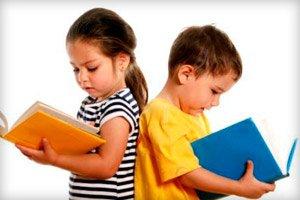 Выбираем письменный стол для двух детей