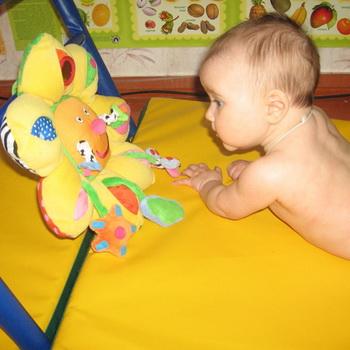 Интеллектуальное развитие малышей в первые годы жизни