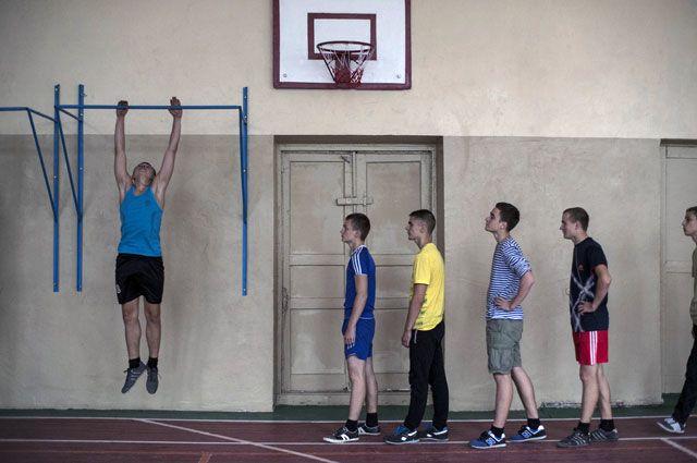 Физкультура в школе: вред или польза?
