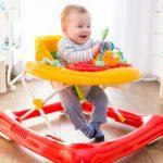 Детские ходунки: аргументы «за» и «против»