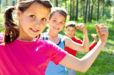 Приучаем ребенка вести здоровый образ жизни