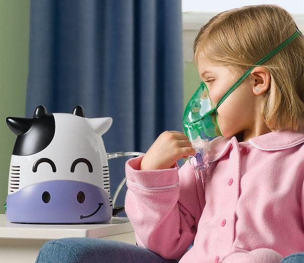 Какой лучше выбрать ингалятор для детей