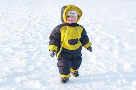 Детская одежда: как правильно выбрать комбинезон ребёнку