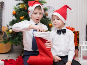 Что подарить своему ребёнку на Новый год?