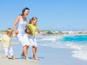 Как не испортить короткие каникулы с ребенком
