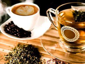 Чай и кофе! Польза и свойства.