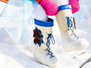 Как подарить детям счастливую и яркую зиму?
