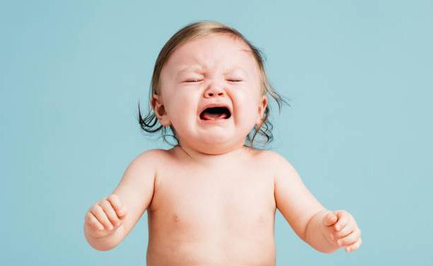 Нейропсихологи разработали приложение, чтобы понять причину детского плача